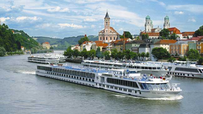 Taking pleasure in the actual Wonderful Rivers associated with Italia upon Water Cruise ships