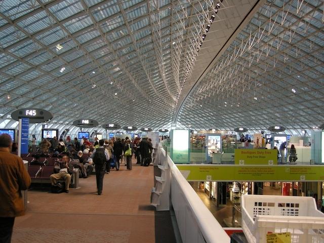 charles de gaulle international lufthavn hotel
