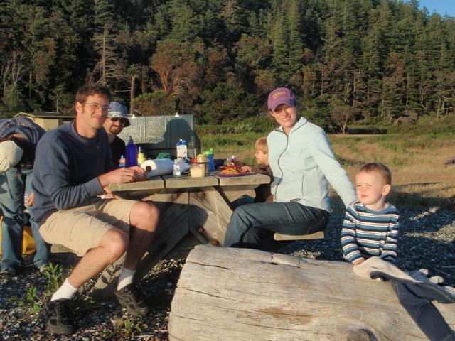 I enjoy Camping -- NOT REALLY!