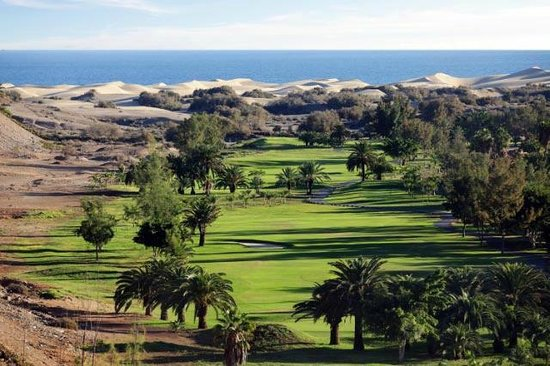 Campo De Golfing De Maspalomas -- Nan Canaria Vacation resort Manual