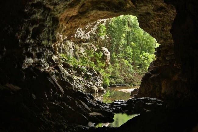 Rio Frio Caves -- Belize
