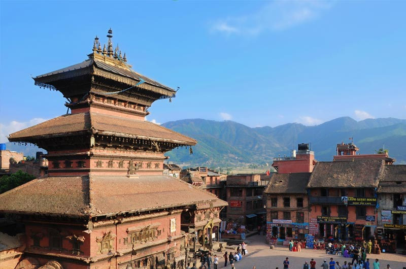 Vacationing Within Nepal